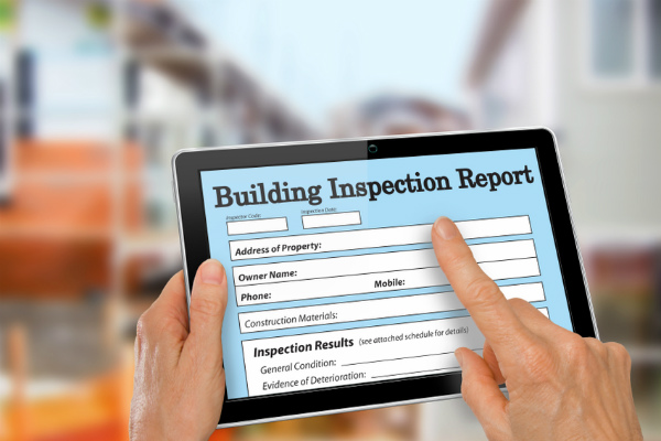 building reports hobart